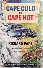 Cape Cold to Cape Hot book cover